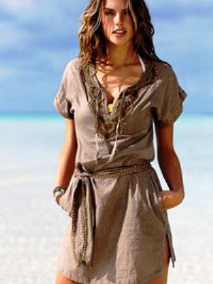 платья для отдыха на море фото