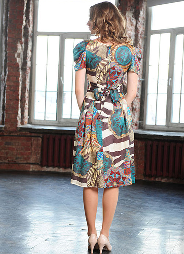 Платье из гипюра своими руками выкройки фото 446