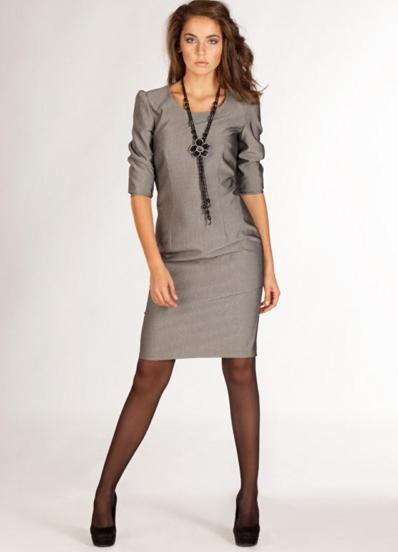 Модели платья прямого покроя фото