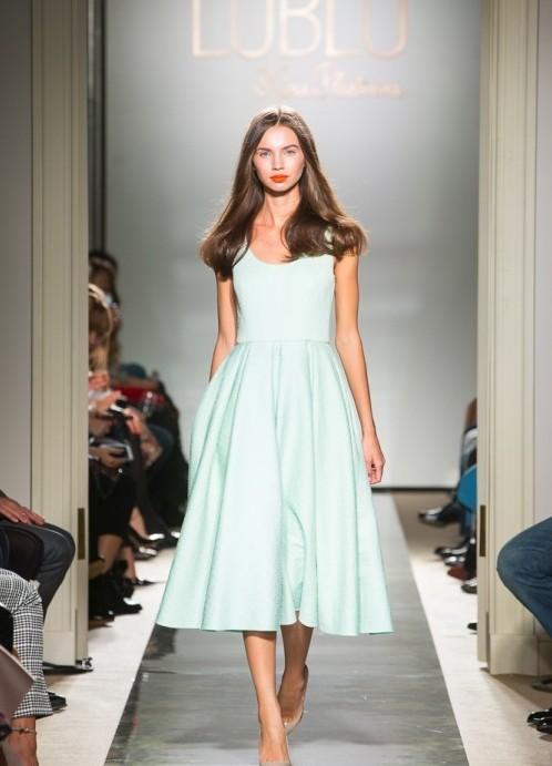 Дизайнерские платья модель