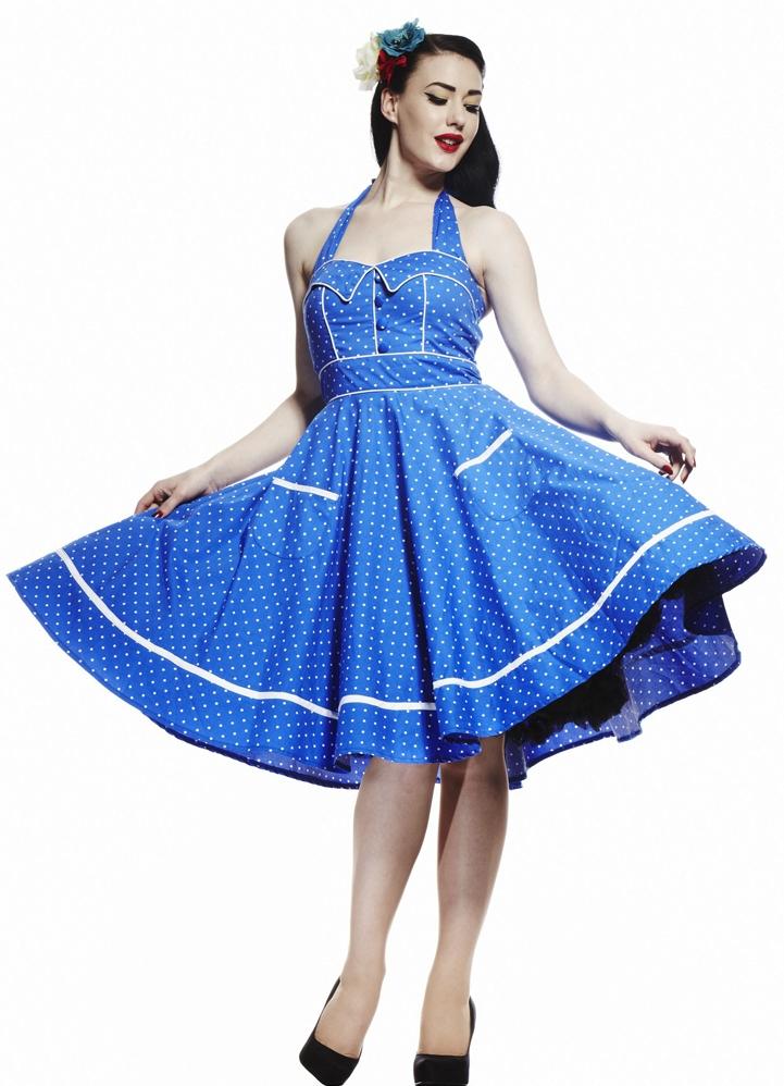 Девушки пин ап в платье