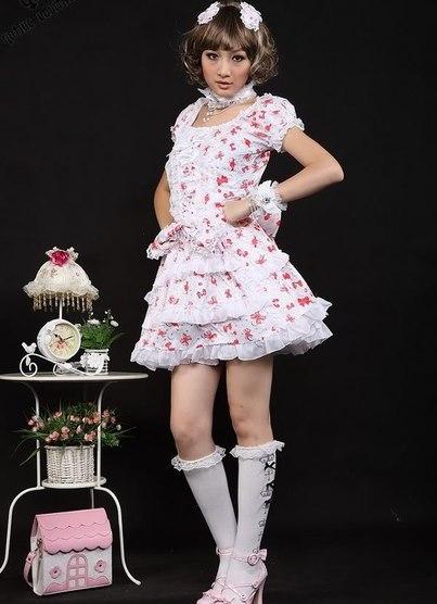 В спб платья лолита