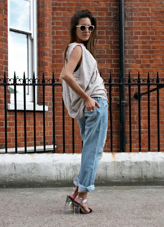 Как правильно подворачивать джинсы - Мюсли ру