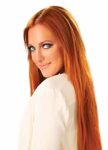 рыжий цвет волос картинки: