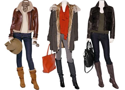 Что с чем носить и как сочетать