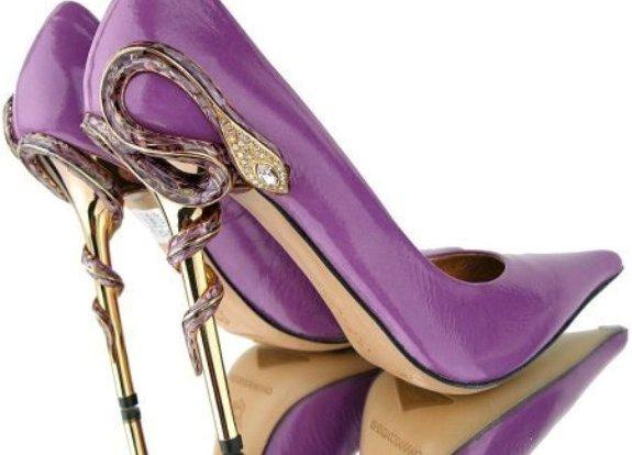 красивые женские туфли фото