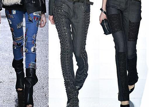 Самые модные джинсы