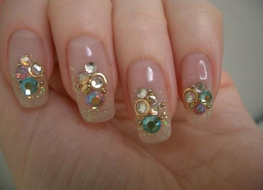 Модный маникюр 2 16 - фото красивых ногтей