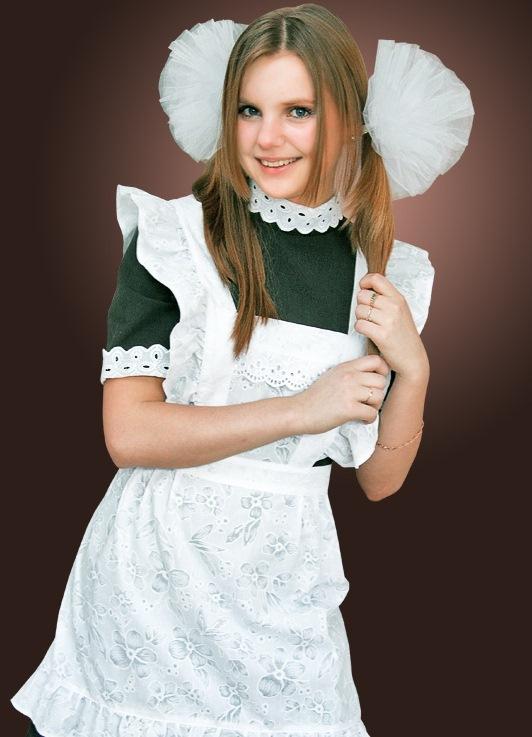 Фасоны школьной формы платье с фартуком