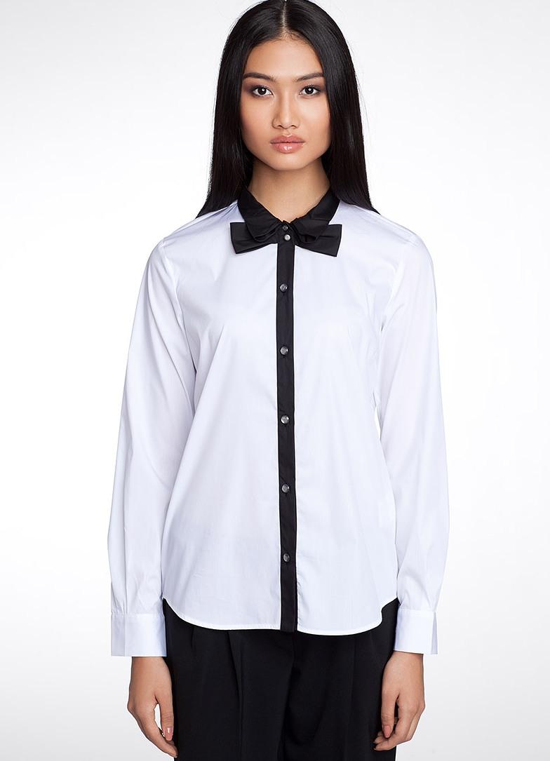 Модные школьные блузки