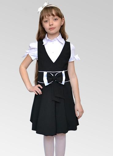Школьные блузки для девочек