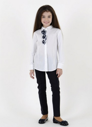 Школьная блузка купить