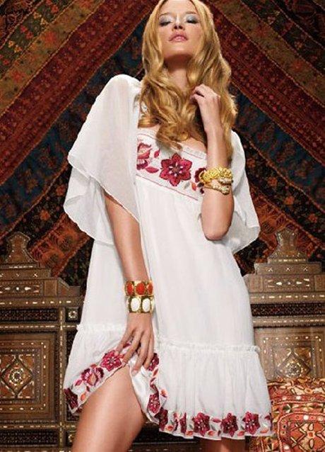 славянский стиль одежды 1, славянский стиль одежды 2