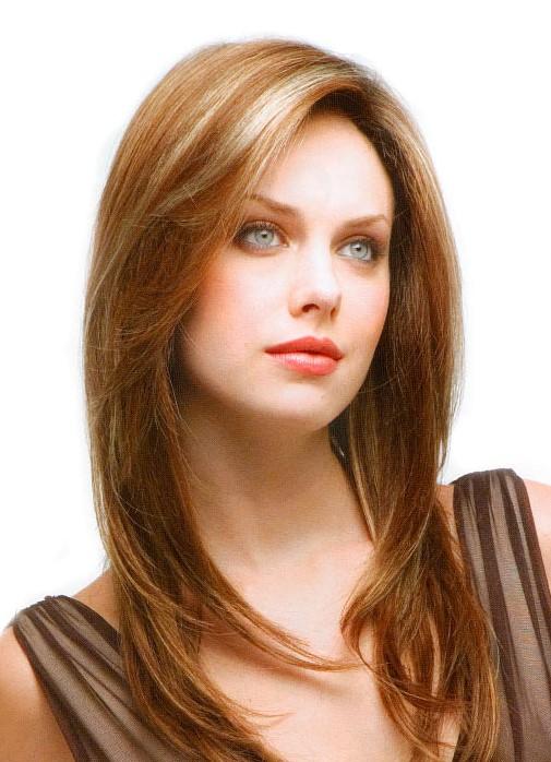 Стильные стрижки на длинные волосы - b1