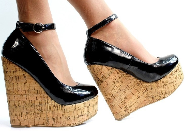 Стильные туфли 2014 1