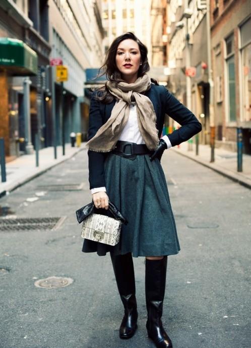 Франция одежда стиль