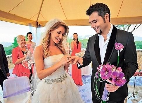 Свадьбы знаменитостей фото россии