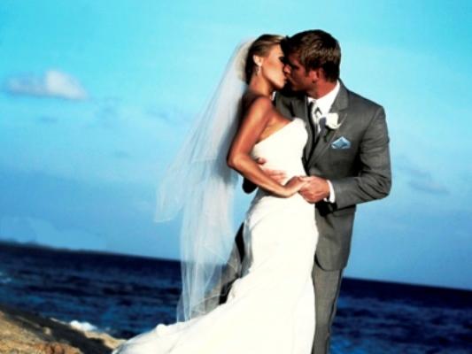 Идеи для свадебных на море