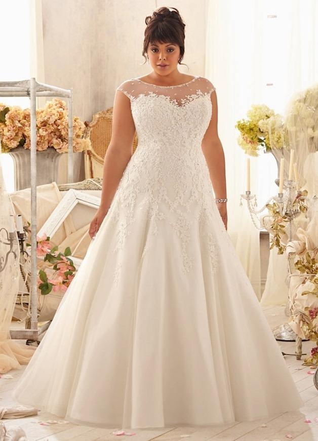 Девушки в свадебных платьях пышных фото