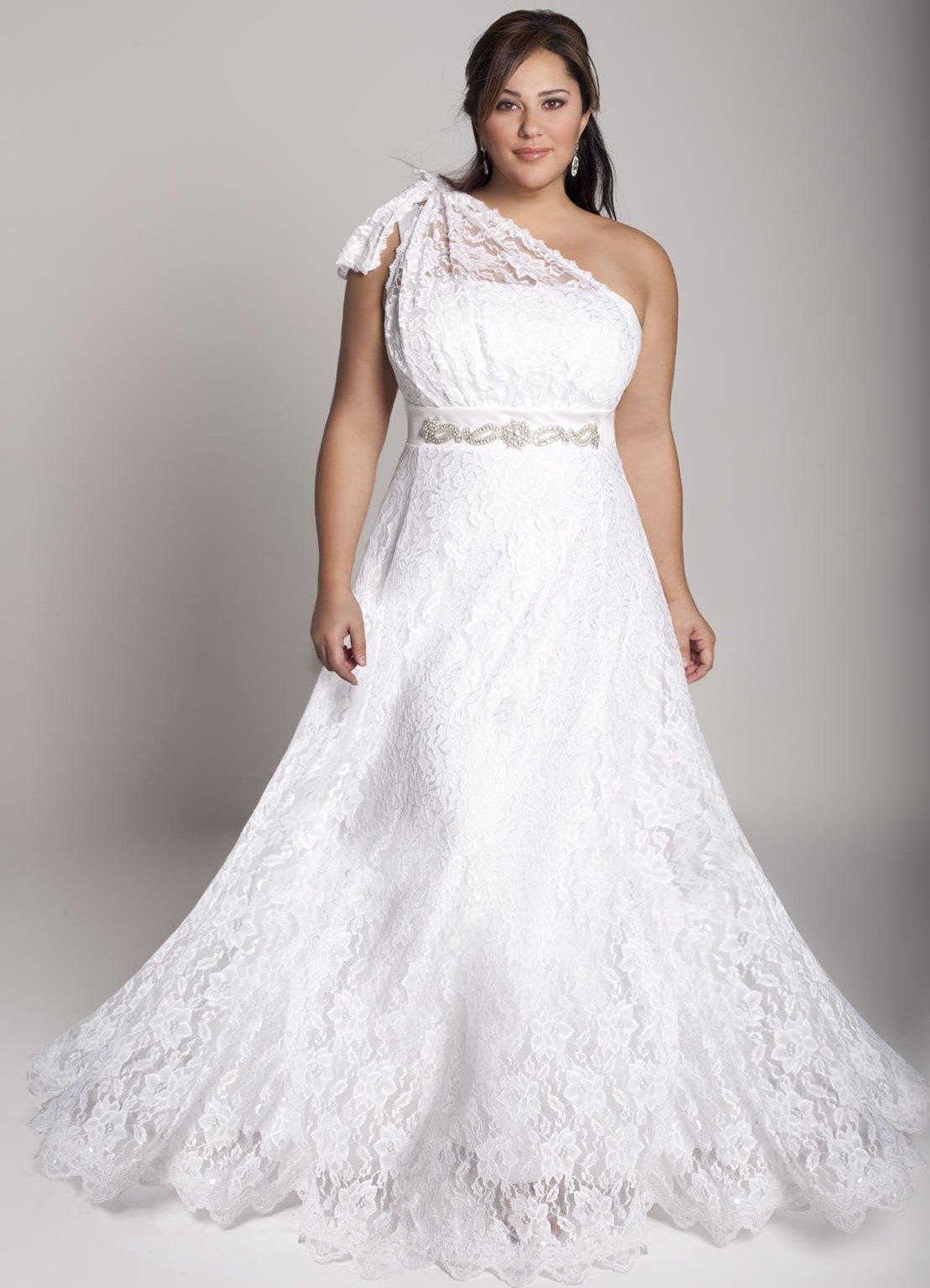 Фасоны свадебных платьев для полных девушек