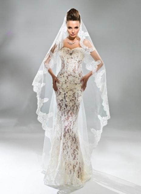 Вера Вонг свадебные платья с кружевом