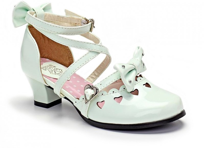 туфли на каблуках фото детские