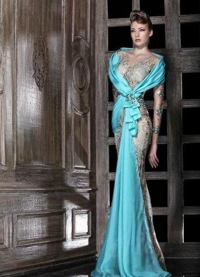 Брендовые платья от кутюр