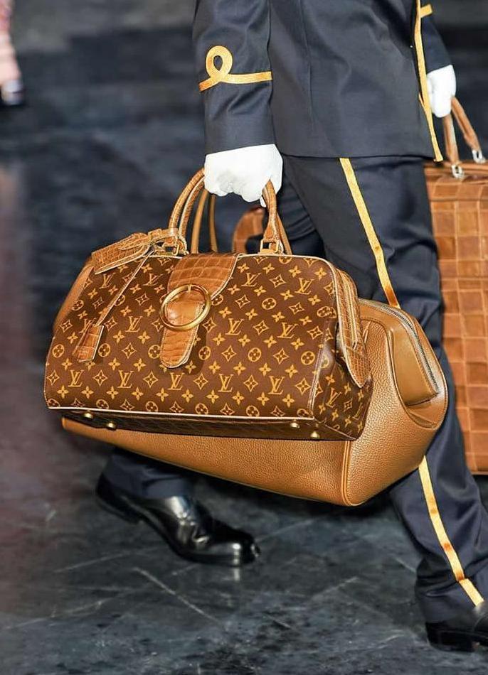 Сумки Louis Vuitton: новая коллекция 2017