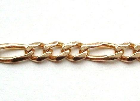 Фигаро плетение цепочки