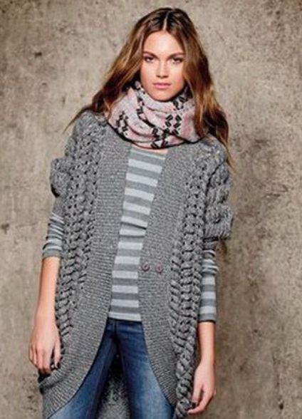 Метки: вязание кофта связать кофточку модные кофты вязание крючком