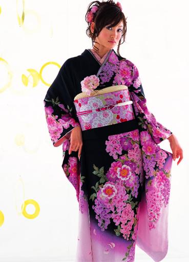 Японский национальный костюм