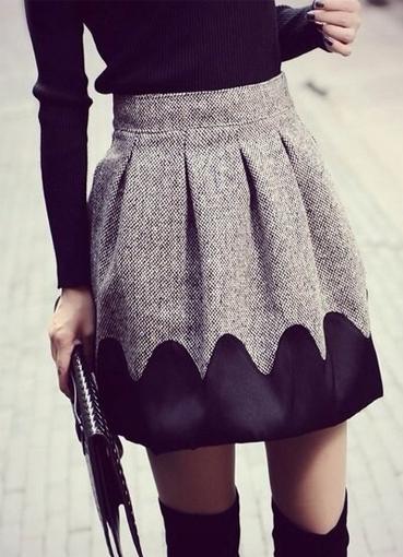 картинки юбка колокол