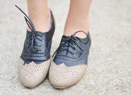 Женские ботинки на шнурках - Магазин обуви Kwinto