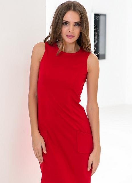 Модные женские платья зима 2013