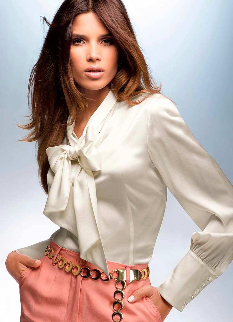Какие Блузки В Моде 2014 В Спб