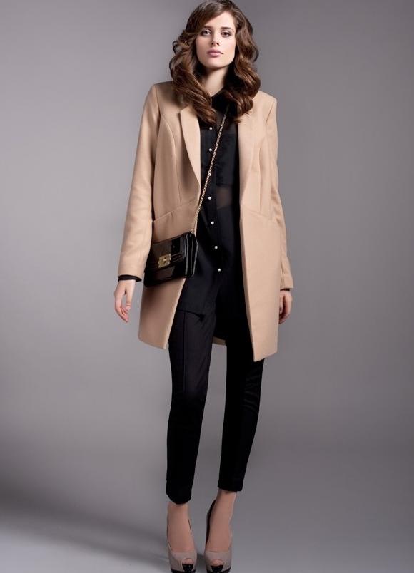 Драповых пальто