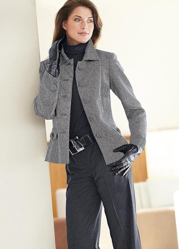 женские теплые пиджаки фото