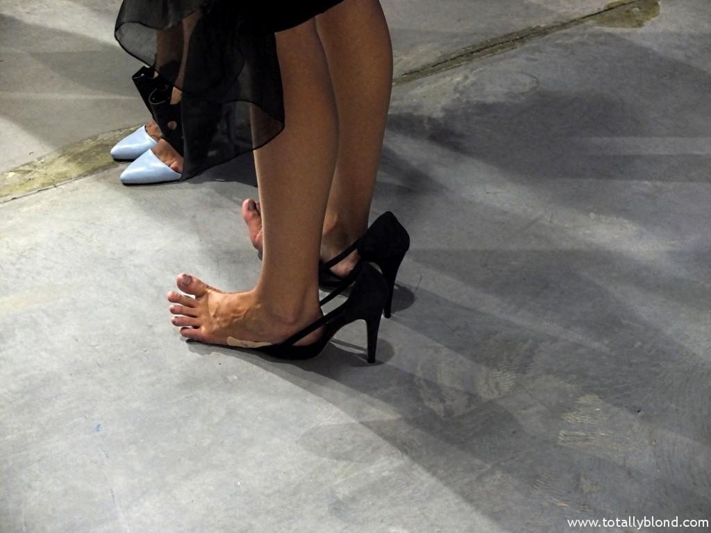 Как сделать чтобы туфли не жали