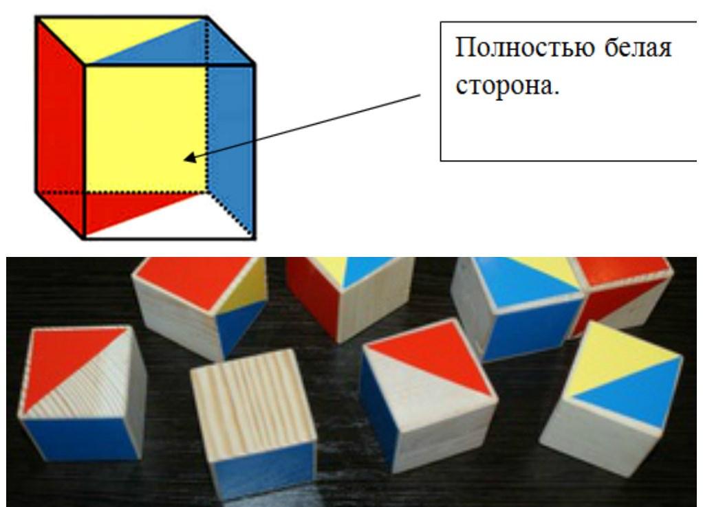 Кубики Никитина 5