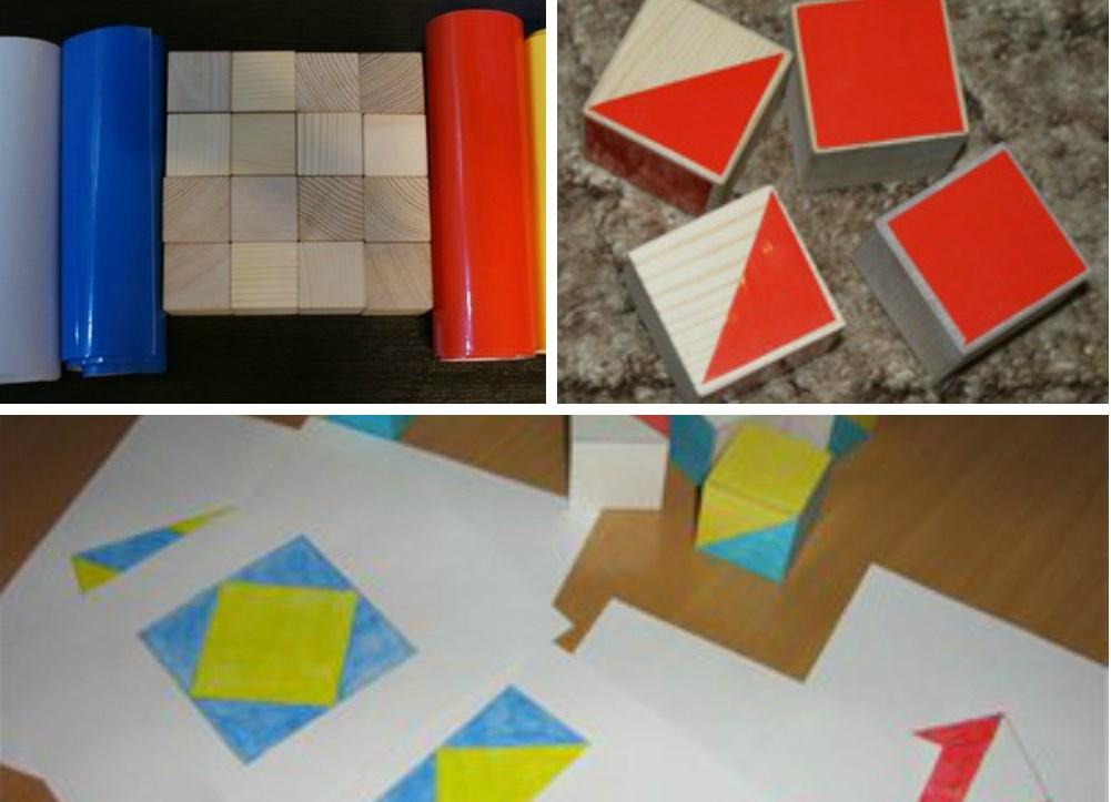 Кубики Никитина 6