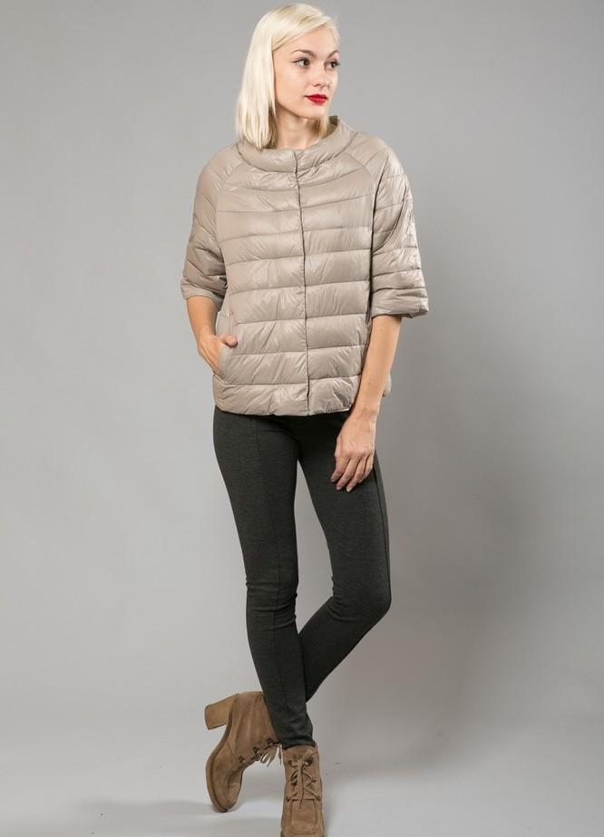 Модные куртки с короткими рукавами