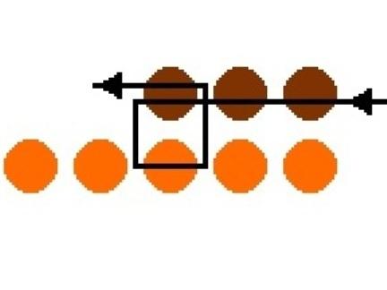 схема плетения лариата из
