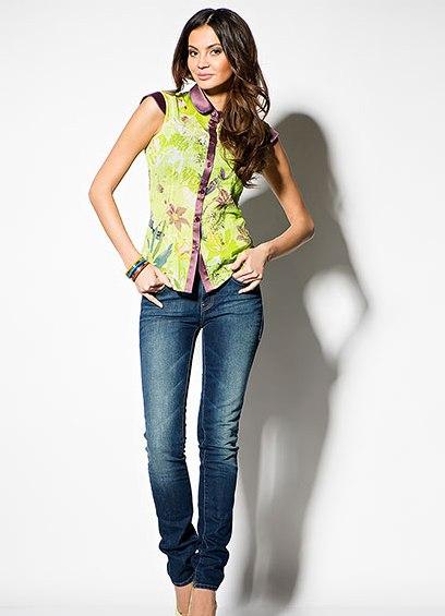 Летние блузки с коротким рукавом купить