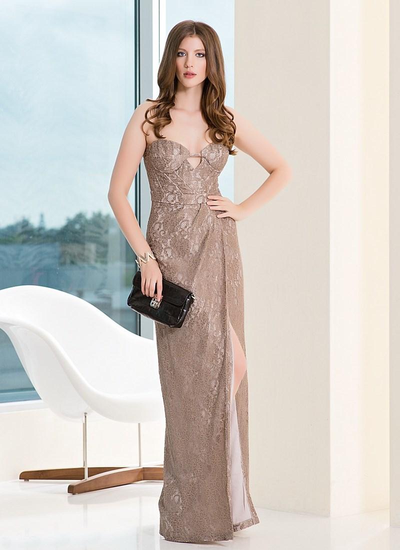 Женский вечерний длинный платья