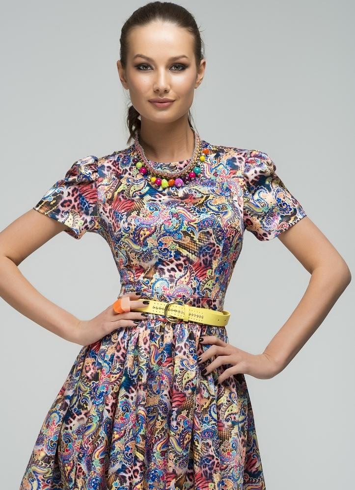 Платья пышные на каждый день