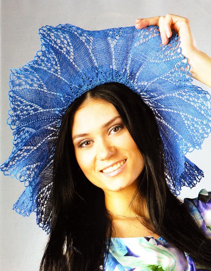 Вязанные летние шляпки - Рекомендуем