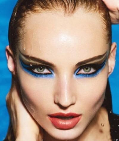 Профессиональный макияж для выступлений
