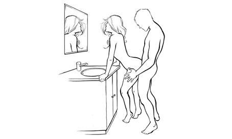 Позы для страстного жесткого секса как выбрать самую удобную