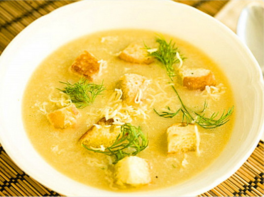 Кулинария рецепт лукового супа
