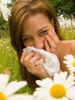 Аллергия на лице - что делать?